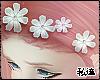 ダ. flower crown w