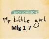 My little girl - Jack
