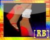 [RB] RED WEDGE HEELS