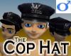Cop Hat -Mens v1a