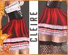 !C♔ Red Costume! M
