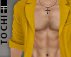 #T Summer Suit #Mustard