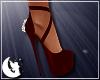 {M} Holiday Heels