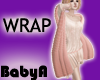 ~BA Fluffy Wrap Blush