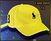 TG x Yellow Polo Hat
