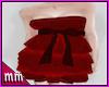 Red Guilt Dress