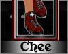 *Chee: Swiss Kicks f