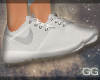 GG' Nike Roshes White