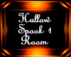 ~H~Hallow Spooks Room