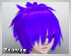 [Zlix]Neon Purple Hair