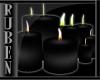 (RM)Black candles