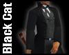 Long Grey Cowboy Coat