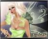 .xpx. Spring Fairy Set