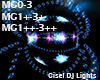DJ Light Moving Galaxy