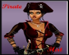 Pirate Red Hat