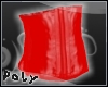 Layerable Corset [red]