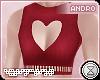 . mina | andro heartcrop