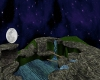 Romantic Moonlit Grotto