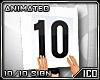 ICO 10 Sign F