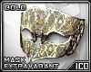 ICO Extravagant Mask