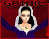 Purple Gothic Hoody