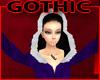 Purple Gothic Hoody