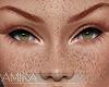 Vanna freckles eyelashes