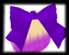 Purple Bow SALE