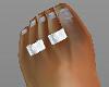 Mm* Titanium Toe Rings L