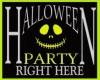 Halloween Sign 6