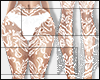 I│Flared Lace Wte XXL
