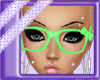 green teen wayfare/bow