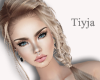 Sibyl ash blonde