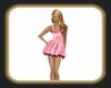 Caz pink dress