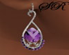 Ana Amethyst Earrings