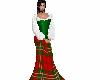 Scott Clan Modern Gown