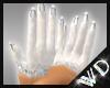 WD* Queen Wedding Gloves