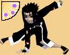 !T Sasuke Hokage Cape