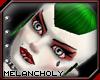 Cyb3r Bangs: Green M