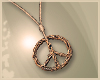 Natural Peace Necklace