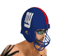 {BB} NY Giants Helmet