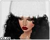 !© Fur Hat White