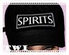 Spirits Snap Back Custom
