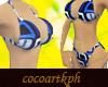 Geo bikini set