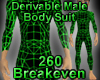 Derivable Full Body Suit