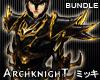 ! Archknight Gold Bundle