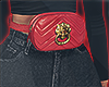 I│Tiger Belt Bag Red