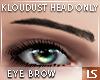 LS*HD Black Eyebrows