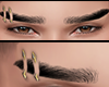 R. Four Eyebrows