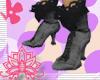 chu Black Lily Boots